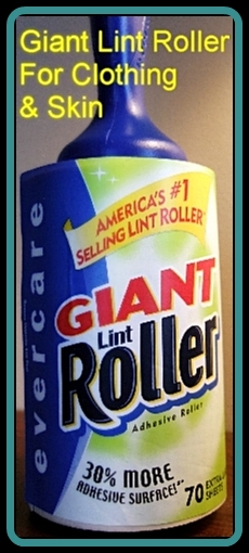 Giant Lint Roller