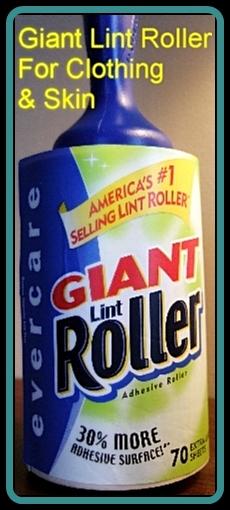 Giant Lint Roller